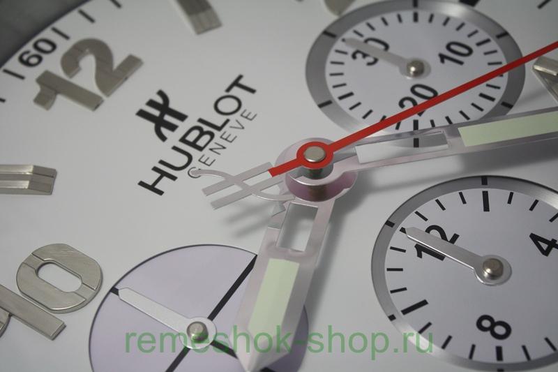 Настенные часы hublot
