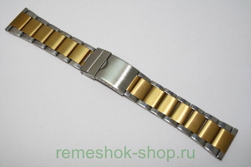 Где купить металлические браслеты для часов