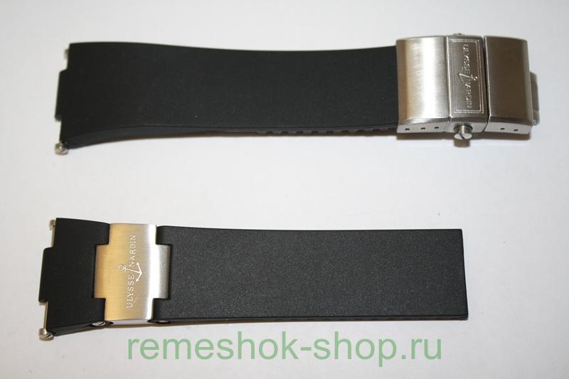ремешок для часов ulysse nardin материалов данного сайта