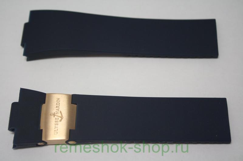На модель часов Ulysse Nardin Maxi Marine Chronometer 43 мм